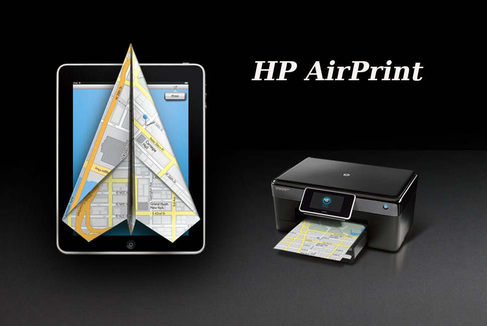 hp airprint setup