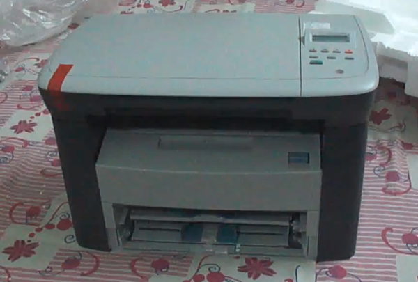 hp laserjet m1005 printer setup