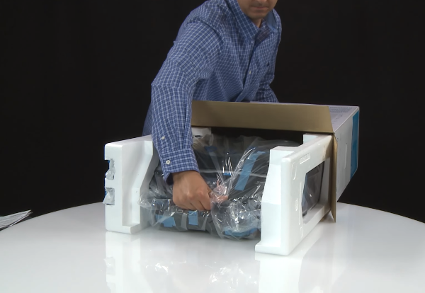 hp officejet 8040 unboxing setup