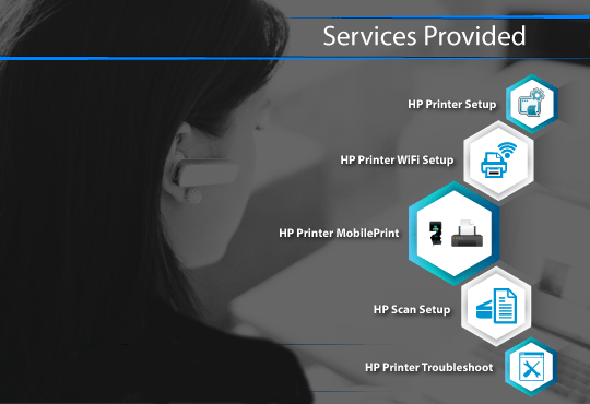 HP Printer Services