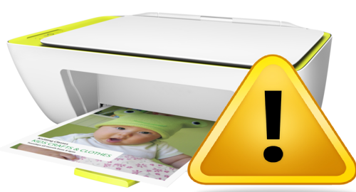 an error occurred while scanning hp deskjet 2130