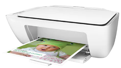 how to print in hp deskjet 2131