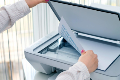 how to scan documents on hp deskjet 2130