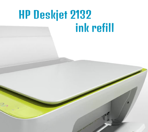 hp deskjet 2132 ink refill