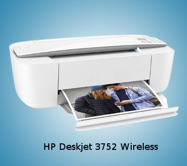 hp deskjet 3752 wireless setup
