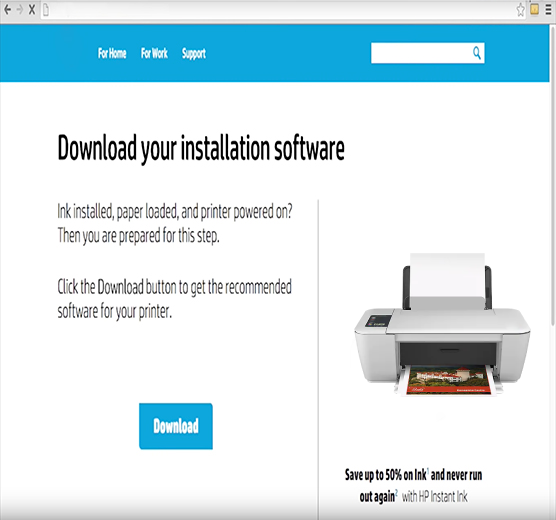 free download hp deskjet 2542 driver