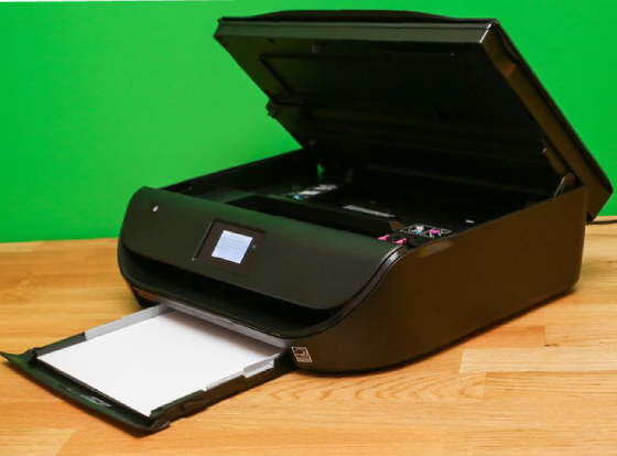 how to print from iphone to hp envy 4520