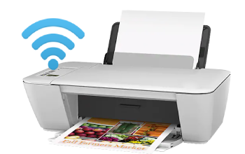 hp deskjet 2541 wireless setup